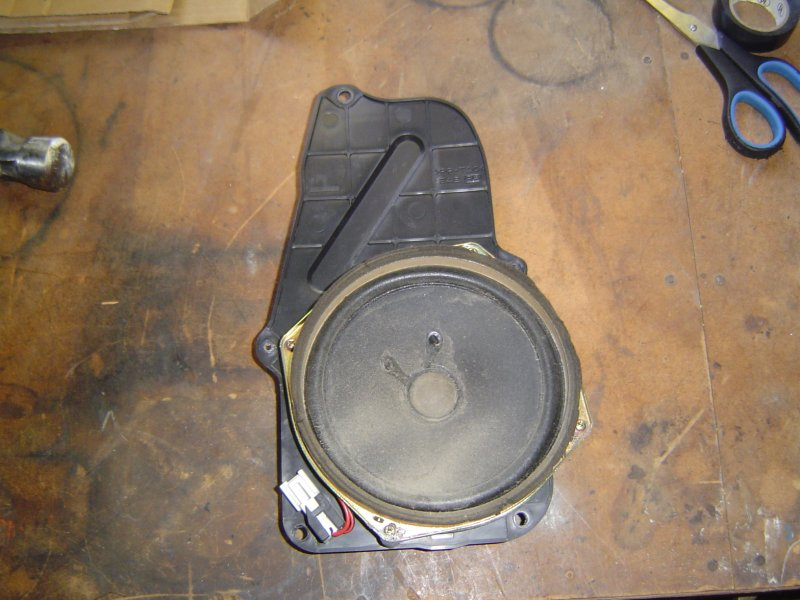 Speaker Replacement For 1999 Toyota Tacoma