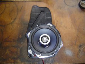 Toyota Tacoma Speaker Replacement